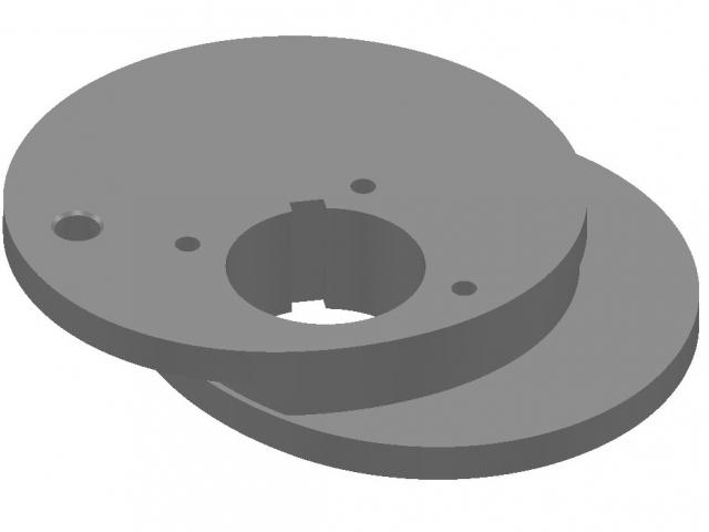 Forging-cast